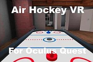 Oculus Quest 游戏《空中曲棍球VR》Air Hockey VR