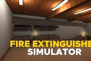 Oculus Quest 游戏《灭火器模拟器VR》Fire Extinguisher Simulator VR