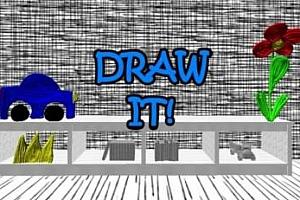 Oculus Quest 游戏《画出来VR》Draw IT!