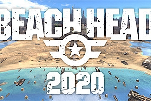 steamPC VR游戏:《抢滩登陆2020VR》BeachHead 2020 VR