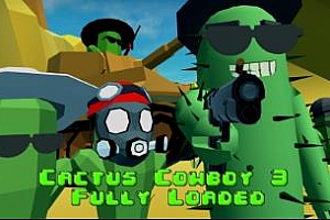 Oculus Quest 游戏《仙人掌牛仔VR》Cactus Cowboy – Fully Loaded VR