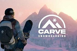 Oculus Quest 游戏《单板滑雪VR》Carve Snowboarding VR