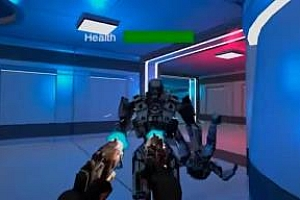Oculus Quest 游戏:《十七号实验室VR》Laboratory Seventeen VR