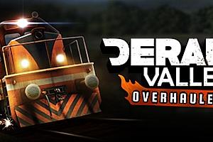 Steam PCVR游戏:《脱轨的山谷VR》 Derail Valley VR