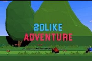 Oculus Quest 游戏《2D类冒险》2DLike Adventure