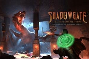 Oculus Quest 游戏《暗影门:矿山VR》Shadowgate VR: The Mines of Mythrok VR