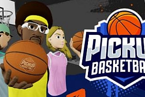 Oculus Quest 游戏《街头篮球VR》Pickup Basketball VR