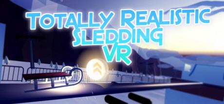 [VR交流学习] 完全现实雪橇 VR (Totally Realistic Sledding VR)