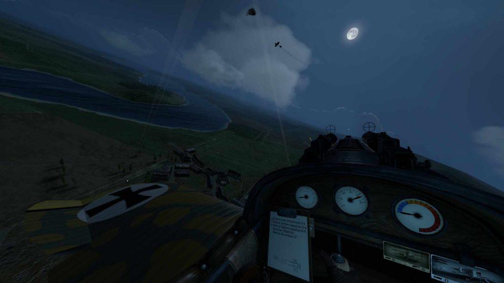 Oculus Quest 游戏《Warplanes: WW1 Fighters》战机大战插图