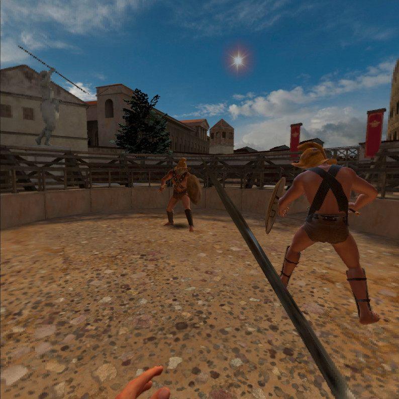 Oculus Quest 游戏《Gladius VR Quest》剑与魔法插图(1)