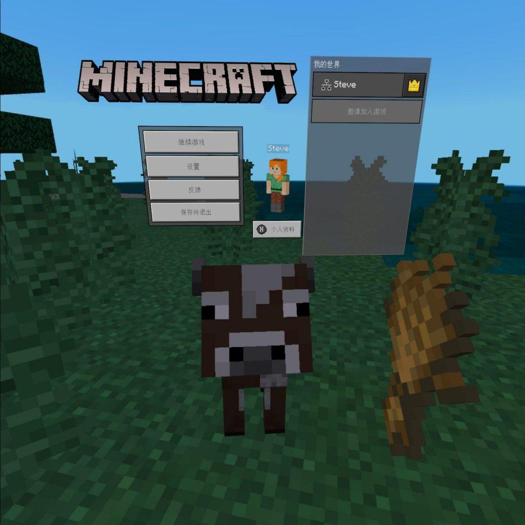 Oculus Go 游戏《Minecraft VR》我的世界VR插图(1)