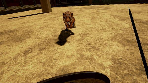 VR游戏古罗马竞技场《Gladius | Gladiator VR Sword fighting》
