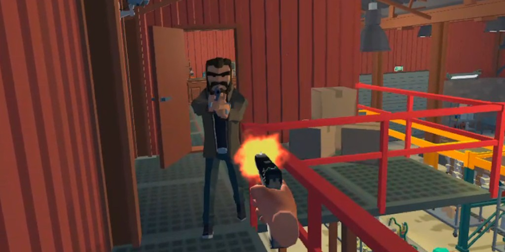 Oculus Quest 游戏《BODYGUARD 2》保镖 2插图