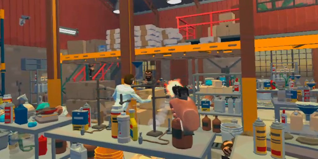 Oculus Quest 游戏《BODYGUARD 2》保镖 2插图(1)