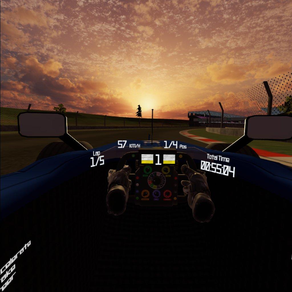 Oculus Quest 游戏《Fast Formula》超速方程式插图(3)