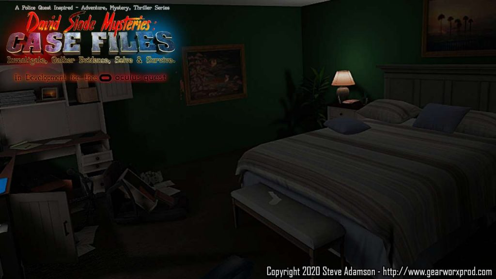 Oculus Quest 游戏《David Slade Mysteries》大卫·斯拉德之谜插图(2)