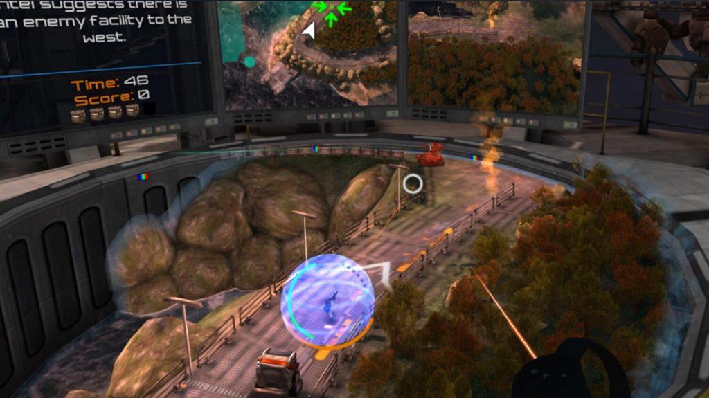 Oculus Quest版 Reflex Unit 2 反击部队