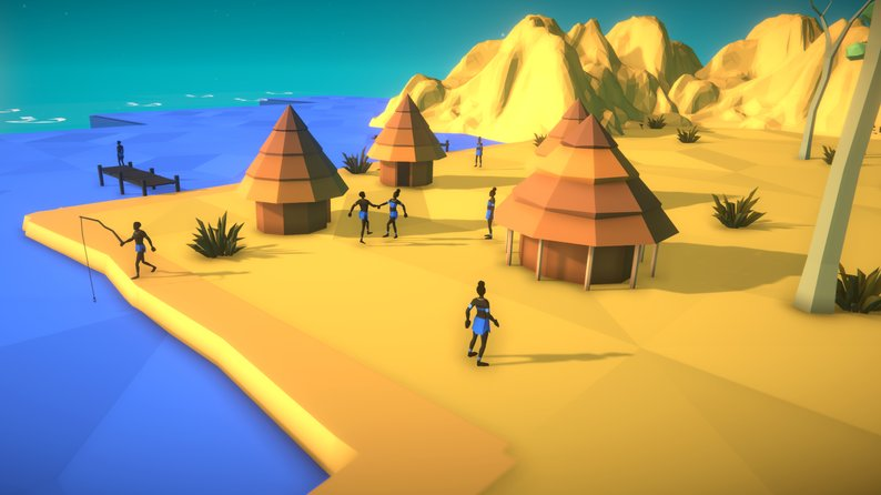 Oculus Quest 游戏《Deisim VR》帝国插图