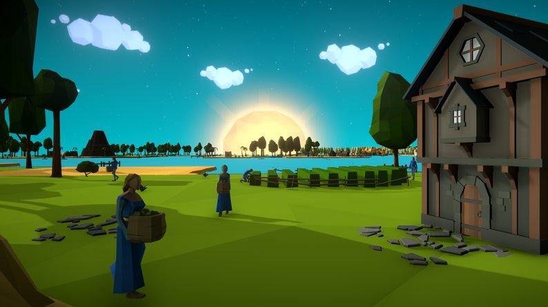 Oculus Quest 游戏《Deisim VR》帝国插图(2)