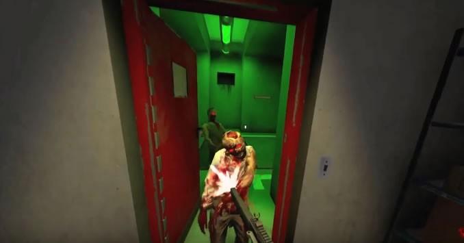 Oculus Quest版本 Death Horizon: Reloaded 死亡地平线