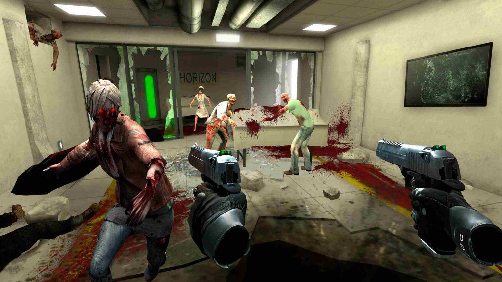 Oculus Quest 游戏《Death Horizon: Reloaded》死亡地平线插图(4)