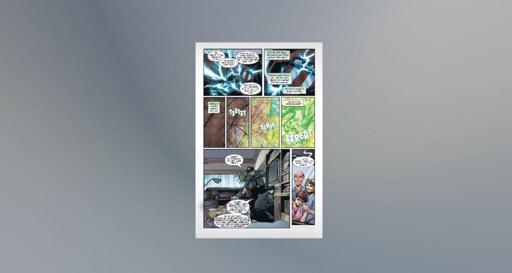 Oculus Quest 应用《Supermedium:The VR Comic Book Reader》VR漫画书阅读器插图(1)