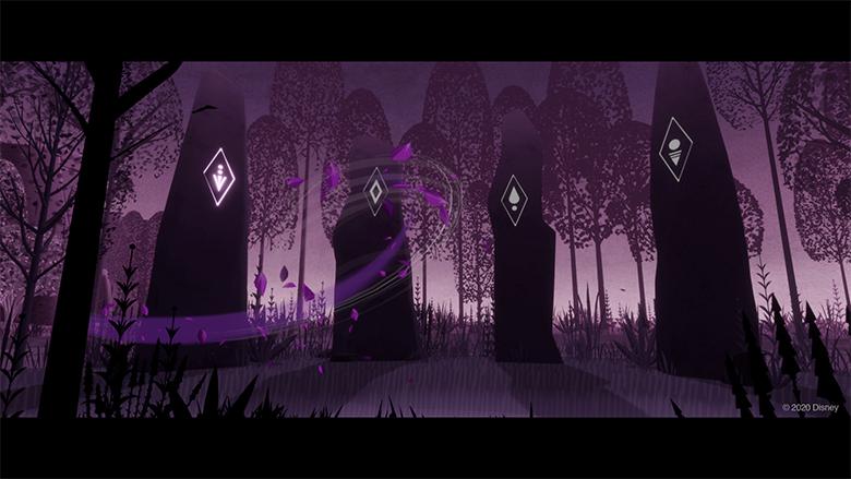 Oculus Quest动画《Myth: A Frozen Tale》冰雪奇缘插图(2)