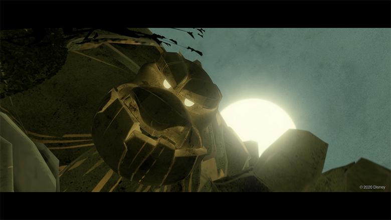 Oculus Quest动画《Myth: A Frozen Tale》冰雪奇缘插图(3)