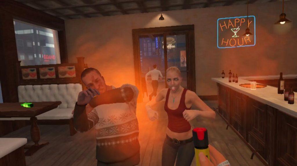 Oculus Quest 游戏《Drunkn Bar Fight》酒吧打架插图