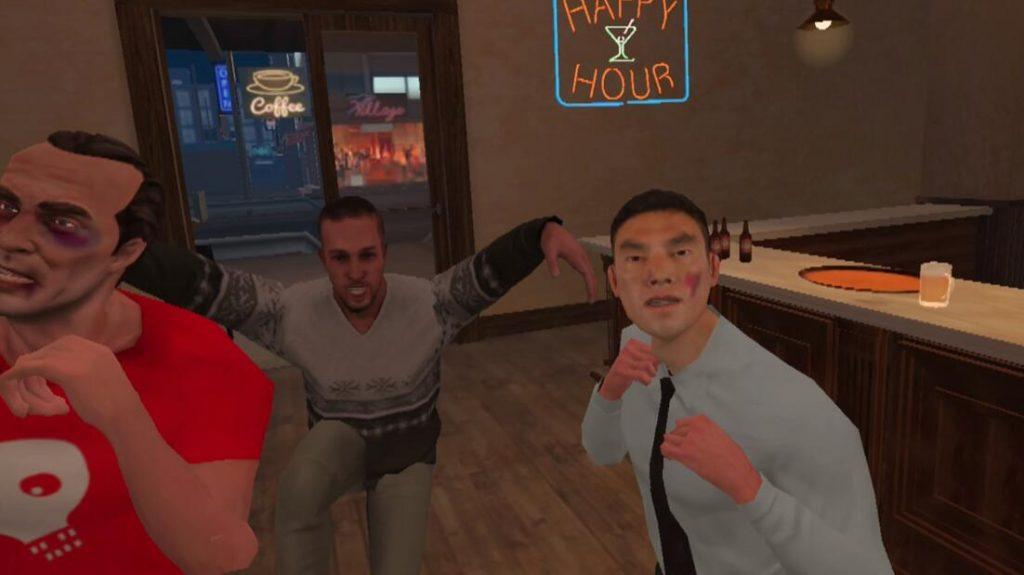 Oculus Quest 游戏《Drunkn Bar Fight》酒吧打架插图(3)