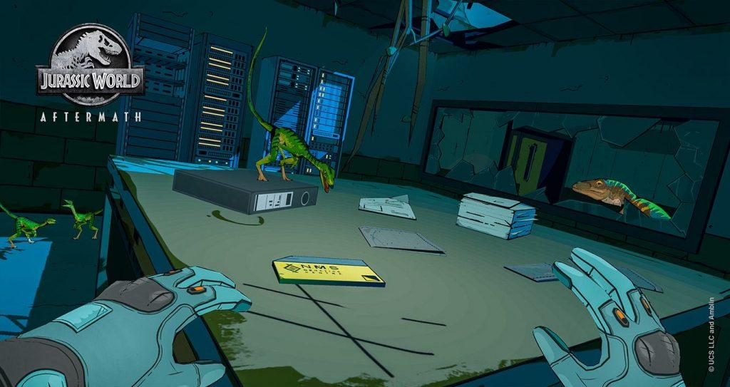 Oculus Quest 游戏《Jurassic World Aftermath》侏罗纪世界插图(1)