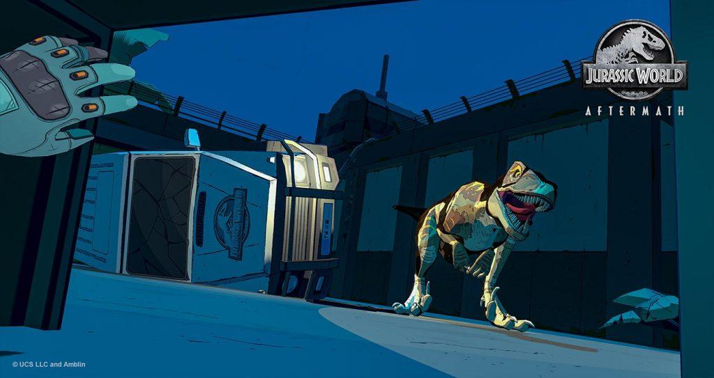 Oculus Quest 游戏《Jurassic World Aftermath》侏罗纪世界插图(2)