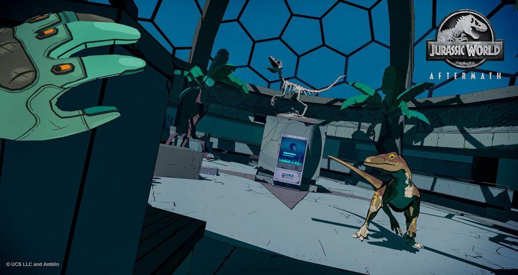 Oculus Quest 游戏《Jurassic World Aftermath》侏罗纪世界插图(3)