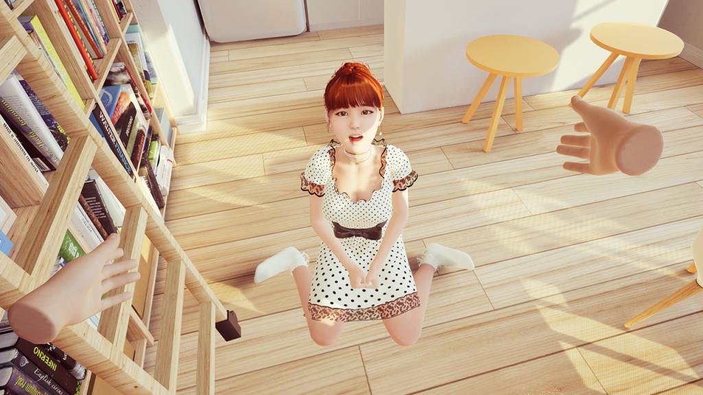 Oculus Quest版《Together VR》VR女友~与你在一起