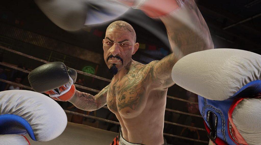 Oculus Quest 游戏《Creed: Rise to Glory》拳击游戏插图