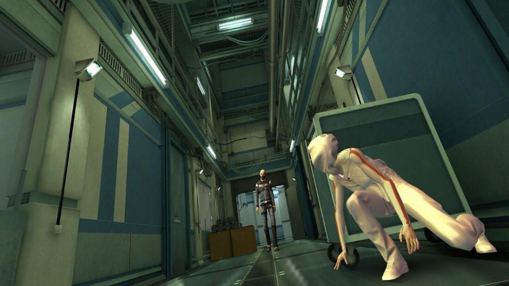 Oculus Quest版《République VR》共和国VR插图