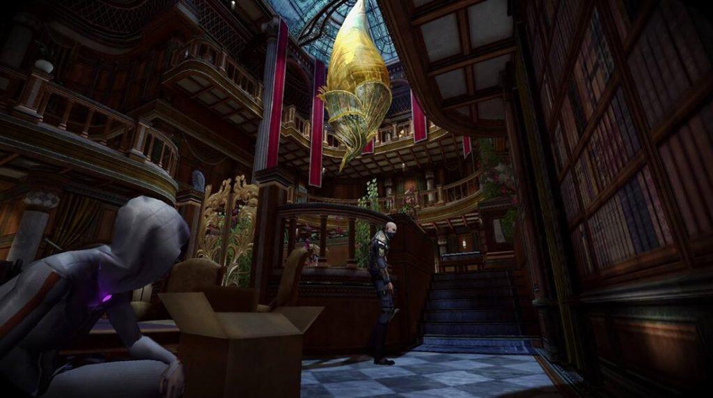 Oculus Quest版《République VR》共和国VR插图(1)