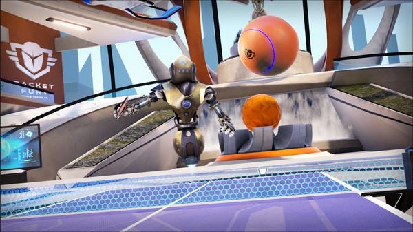 Oculus Quest游戏《Racket Fury: Table Tennis VR 汉化版》狂暴球拍~乒乓球插图(2)