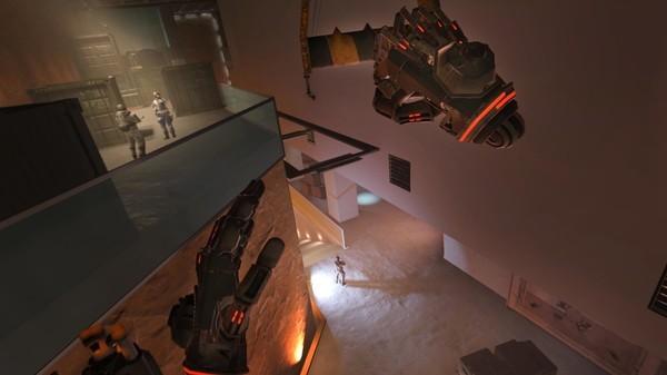 Oculus Quest版本《Espire 1: VR Operative》潜行射击游戏