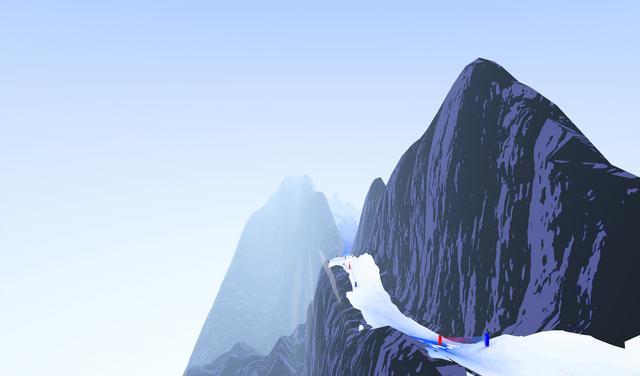 Oculus Quest 游戏《Descent Alps》阿尔卑斯山滑雪插图(1)