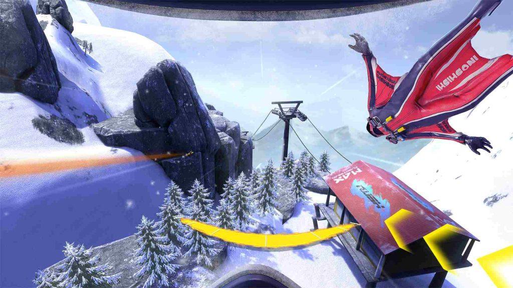 Oculus Quest 游戏《Rush VR》滑翔插图(1)