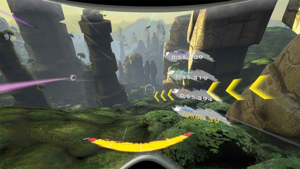 Oculus Quest 游戏《Rush VR》滑翔插图(3)