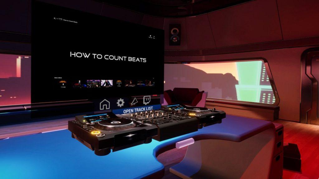 Oculus Quest 游戏《TribeXR DJ School》DJ模拟器插图