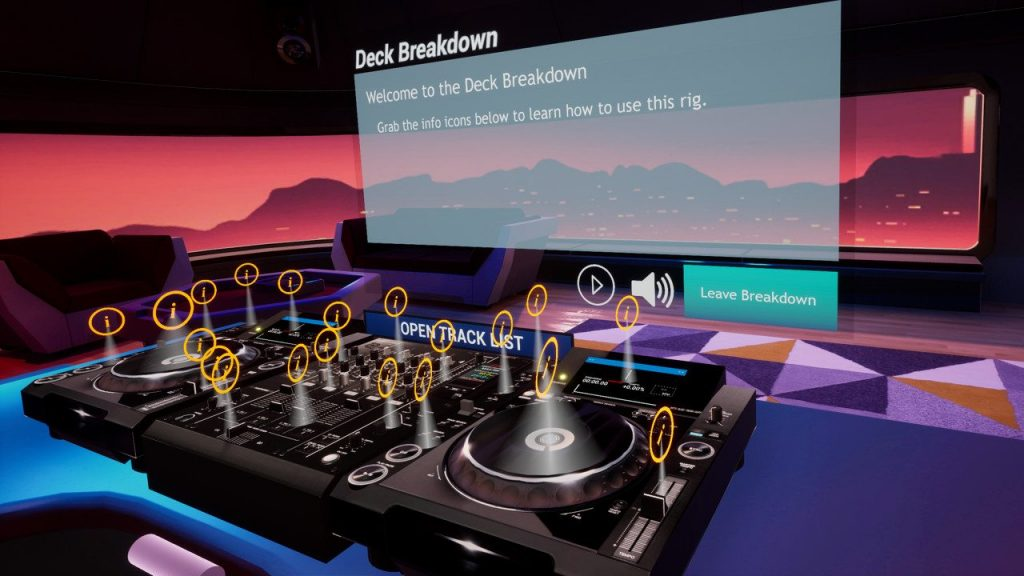 Oculus Quest 游戏《TribeXR DJ School》DJ模拟器插图(3)