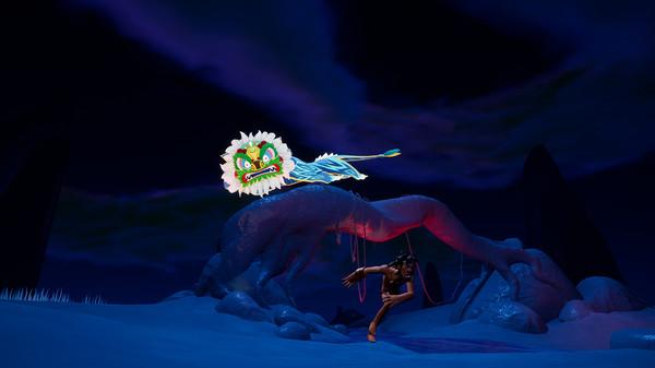 360°3DVR动漫短片「SHENNONG:Taste of Illusion」烈山氏:幻觉插图