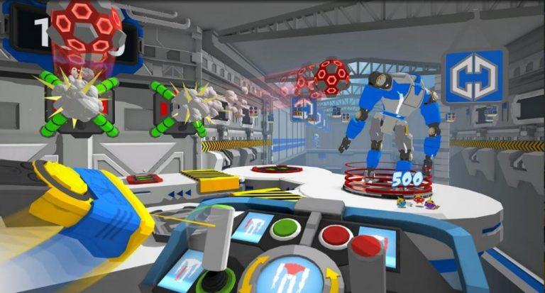 Oculus Quest正式版《Fail Factory》玩具工厂