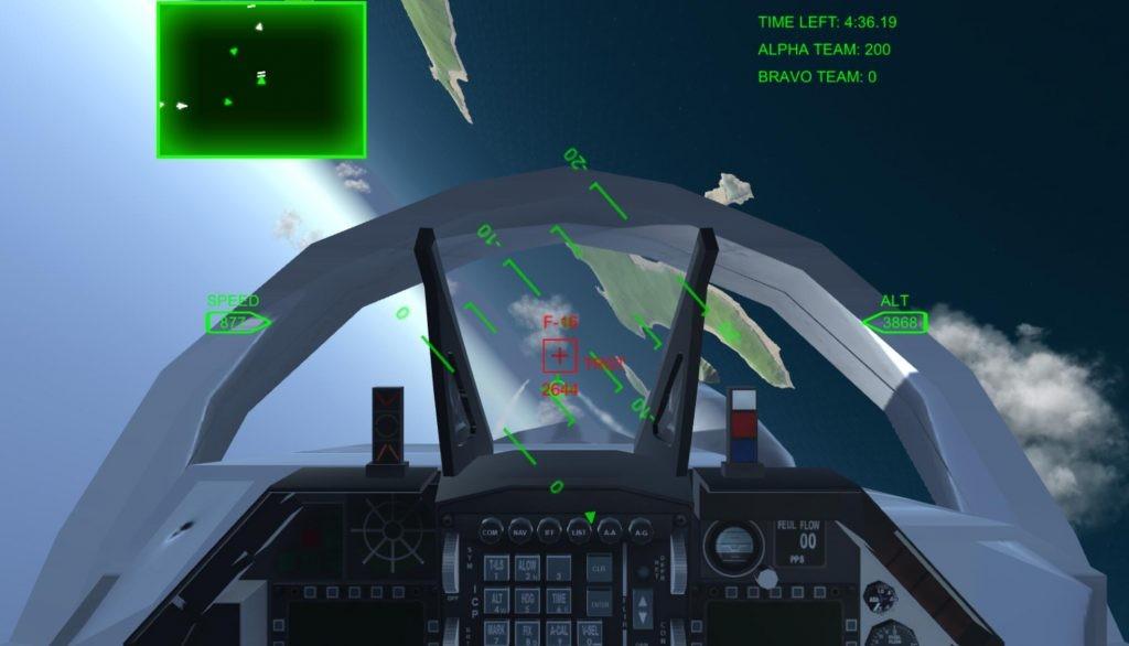《Air Brigade》空中之旅