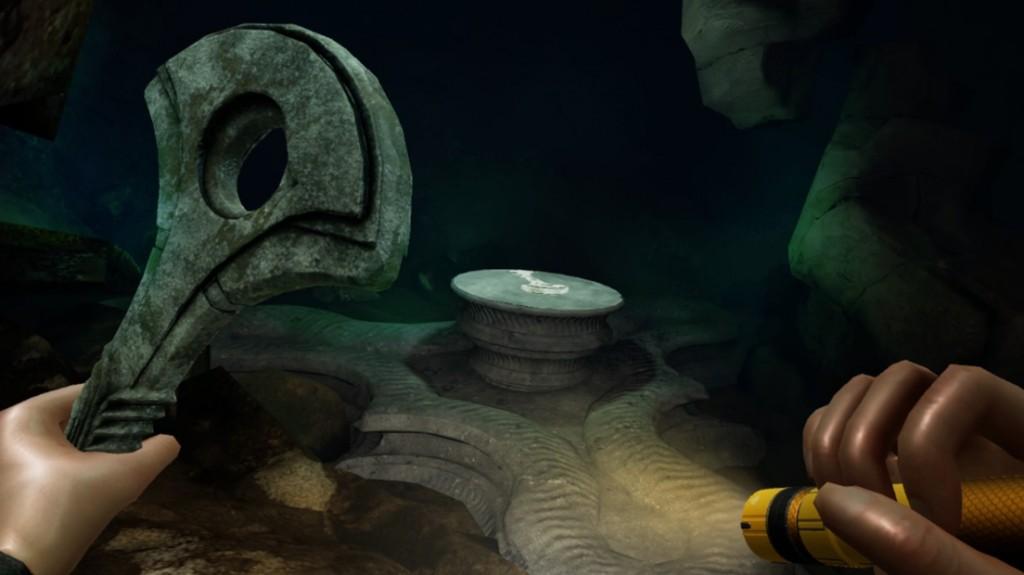 Oculus Quest版《FREEDIVER Triton Down》水下求生