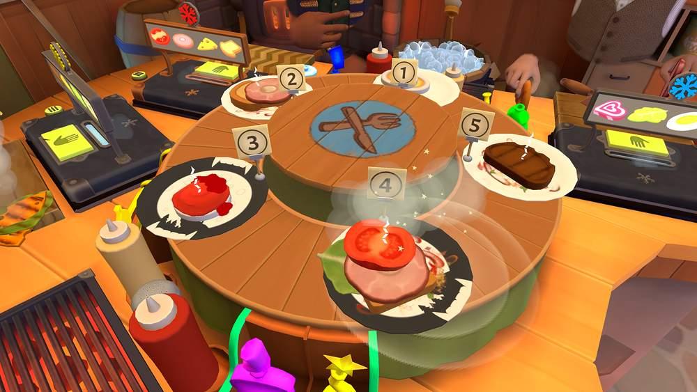 Oculus Quest 游戏《Cook-Out: A Sandwich Tale》快乐厨房插图(1)