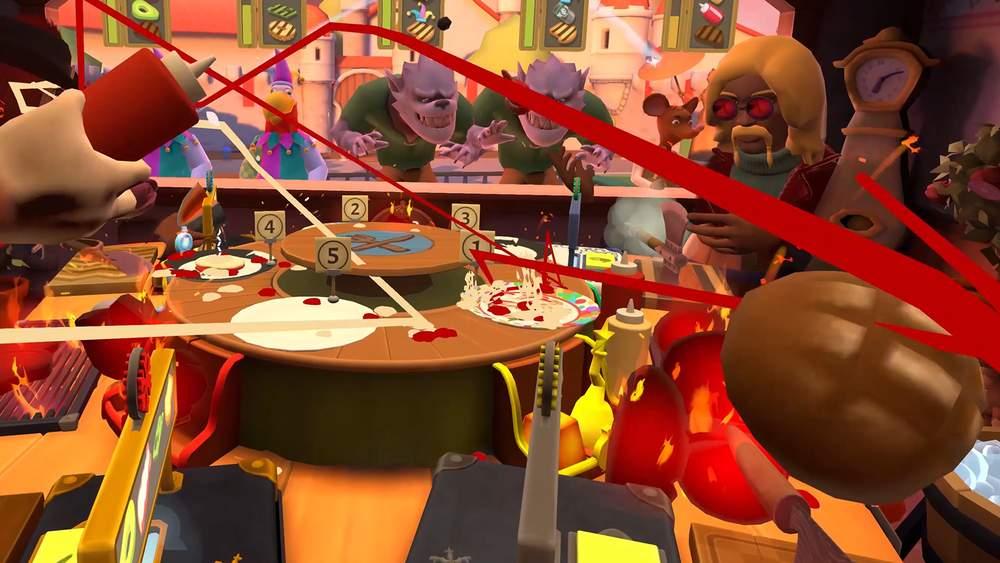 Oculus Quest 游戏《Cook-Out: A Sandwich Tale》快乐厨房插图(2)